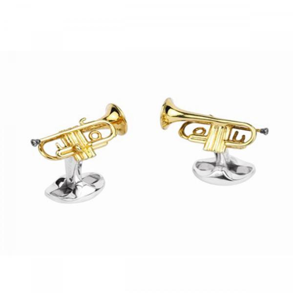 trompete_jagd_austria_manschettenknoepfe_trompete_musik