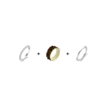Hirschhorn-Ring Set