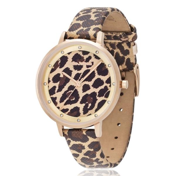 Julie_Julsen_Leopard_Uhr_Safari_Animalprint